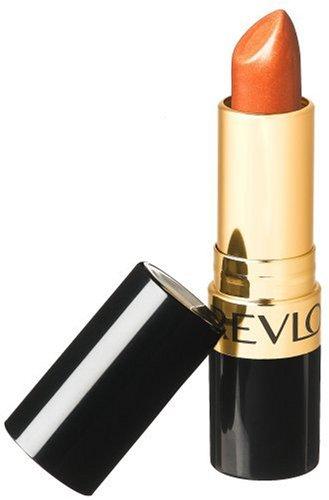 Revlon Super Lustrous Creme Lipstick, Copper Chrome 105, 0.15 - Lipstick Lustrous Creme Super Revlon
