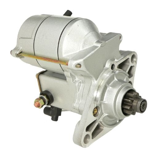 DB Electrical SND0185 Starter For Honda Civic 1.5 1.5L 92 93 94 95, 1.6 1.6L 92-95/Civic Del Sol 1.5 1.5L 93 94 95, 1.6 1.6L 93-95/06312-P03-901RM, 31200-P03-901, 31200-P03-904, DX4RE, DXDR7 ()