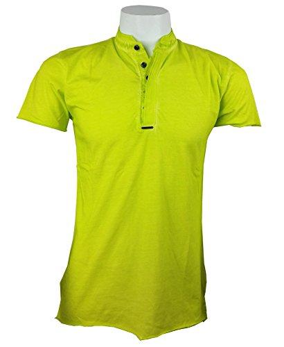 Antony Morato Herren T-Shirt YELLO 48