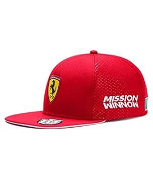 Ferrari Scuderia 2019 F1 Team Hat