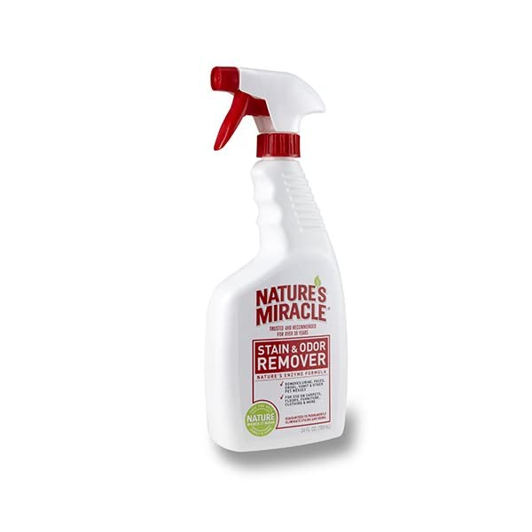 Nature's Miracle Stain & Odor Remover Trigger Spray 2
