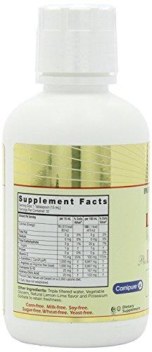 Dynamic Health L-carnitine ( 1000 mg) with Coq-10 (25 mg)  Plus L-arginine (1000 mg), 16-Ounce