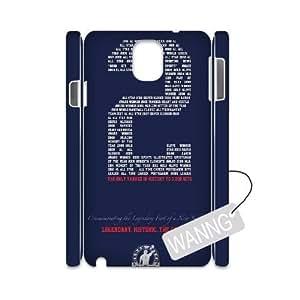 Derek Jeter Samsung Galaxy Note3 N9000 3D Cover Case. Derek Jeter Custom Case for Samsung Galaxy Note3 N9000 at WANNG