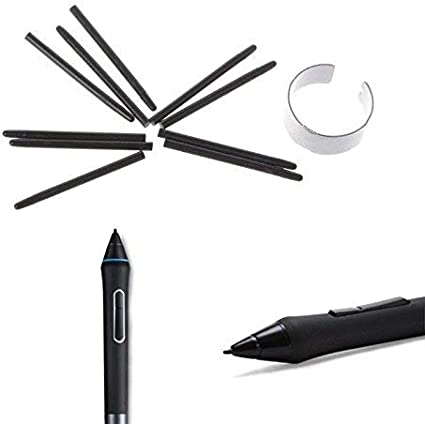 CTL-671 CTL-472 5 pcs Black Standard Pen Nibs for WACOM CTL-471 CTL-672