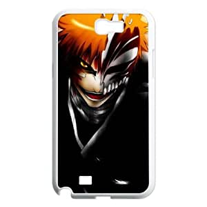 Bleach Samsung Galaxy N2 7100 Cell Phone Case White AMS0656486