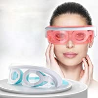 USB Electric Eye Massager LED Phototherapy Heating Therapy Massage Heated Goggles Anti Wrinkles Eye Care