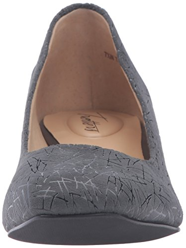 buy cheap professional Trotters Women's Lola Dress Pump Dark Grey sale how much YIjwZP