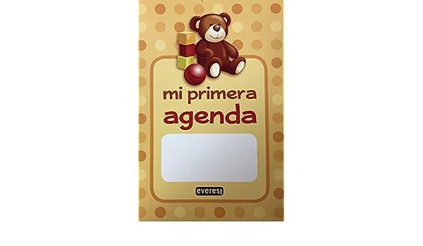 Mi Primera Agenda: Amazon.es: Vv.Aa.: Libros