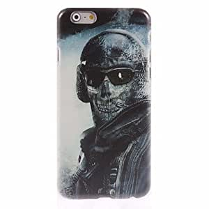 LCJ Shoot fighters Design Hard Case for iPhone 6 Plus