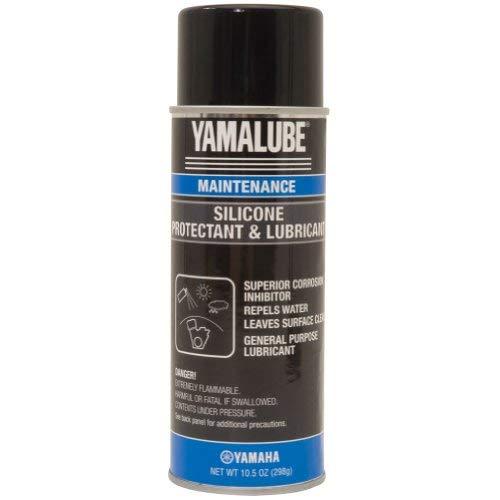 (Yamaha ACC-SLCNS-PR-AY Silicone Spray Protectant & Lubricant)