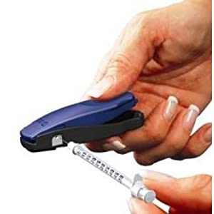 Pack of 3 Each Syringe Clipper Bd Safe Clip 1ea Pt#8290328235