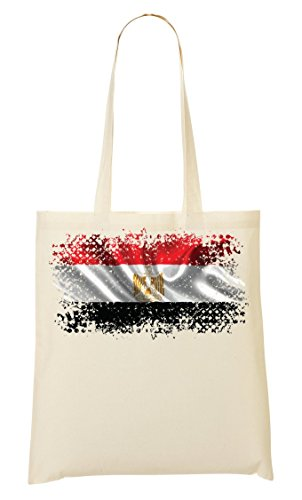 Bolsa Flag La Compra Series Cairo Nationality Mano Country Nice Africa De To Bolso Egypt De SFqP1