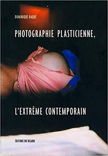 Cover of Photographie plasticienne, l'extrême contemporain