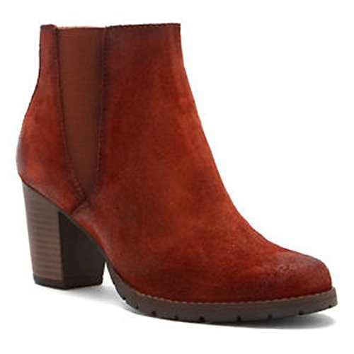 Clarks Women's Pause Camelia Ankle Boot US 8