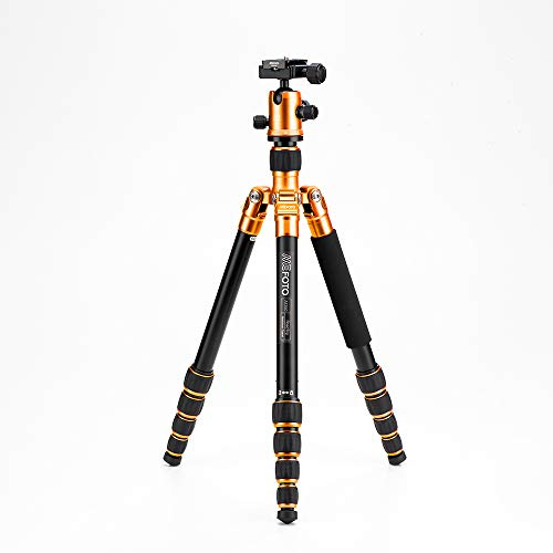 "MeFOTO RoadTrip Classic Lightweight 61.6"" Aluminum Travel Tripod/Monopod w/Case"