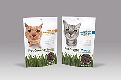 Bellrock Growers Pet Greens Cat Treat