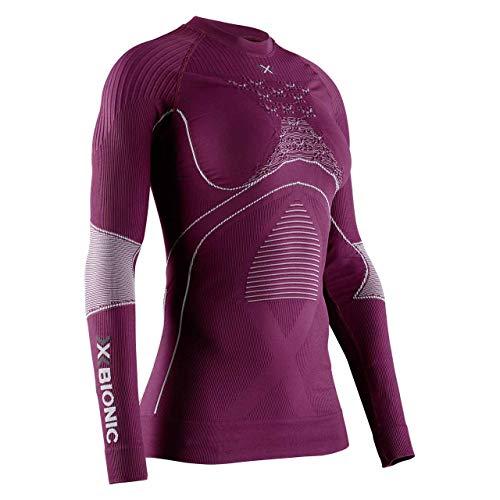 X-Bionic ENERGY ACCUMULATOR 4.0 SHIRT ROUND NECK LONG SLEEVES dames Shirts