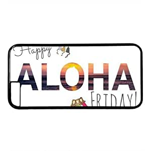 """Aloha Friday Theme Case for iPhone 6(4.7"""") PC Material Black by icecream design"""