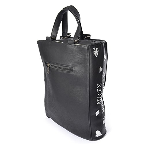 Women's Top Industries Handle Bag Women's Handle Industries Poizen Top black Poizen Hr7rE