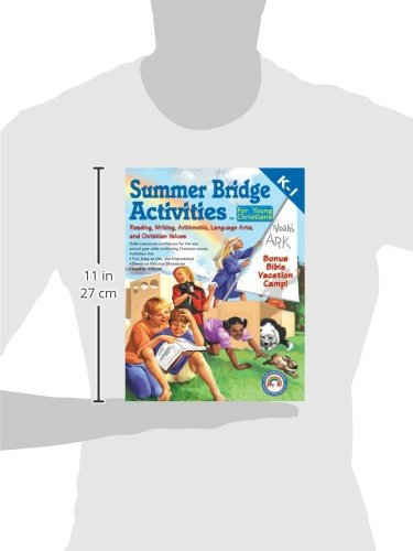Summer Bridge Activities® for Young Christians, Grades K - 1 by Summer Bridge Activities