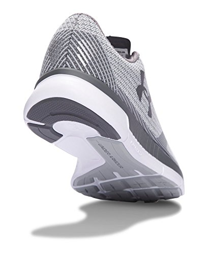 clearance online cheap real cheap sale shopping online Under Armour Men's Charged Lightning Gray Wolf/ Glacier Gray/ Rhino Gray free shipping 2015 new outlet big sale FdJzUhZZ