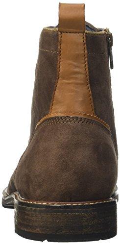 BATA 8934357, Zapatillas Altas para Hombre Marrone (Marrone)