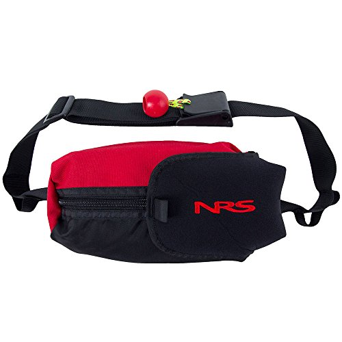 NRS Guardian Wedge Waist Throw Bag Red / Black One Size