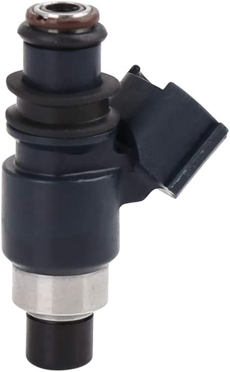 X AUTOHAUX Car Fuel Injector 16450-MFE-641 DC 12V for Honda CBR250RA 2011 VT750C2B 2012