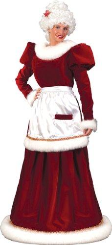 Halloween FX Santa Mrs. Velvet Dress -
