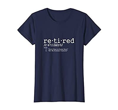 Womens Retirement Every Hour Is Happy Hour T Shirt