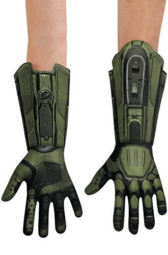 Master Chief Deluxe Child Gloves -
