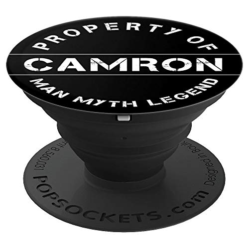 Camron - PopSockets Grip and Stand for Phones and Tablets