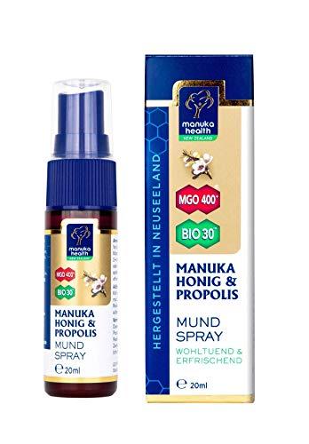 Manuka Health Mundspray MGO400 20ml