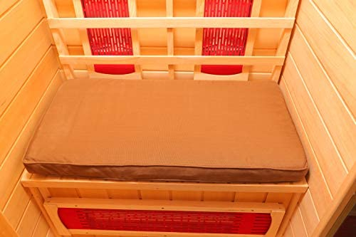 Radiant Saunas SA7001 1-Person Sauna Seat Cushion