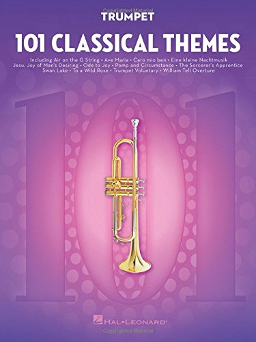 Themes Trumpet (101 Classical Themes for Trumpet)