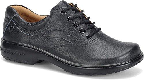 Macie Top - Nurse Mates Womens Macie Low Top Lace Up Walking Shoes, Black, Size 8.0