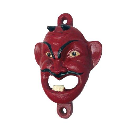 (Design Toscano Red Devil Cast Iron Bottle Opener)