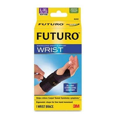 (Futuro Wrist Supp Energizing Rgt L/Xl)