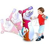 3D Bop Bag Blow Up Inflatable Tiger