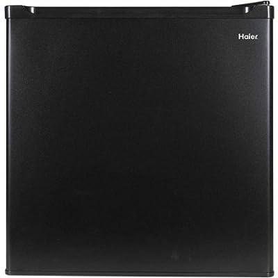 Haier 1.7-cu. ft. Refrigerator, Black HC17SF10RB