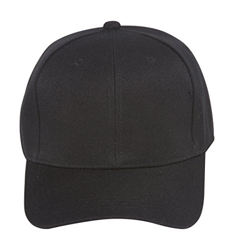 Fitted Cap-Black W35S57F
