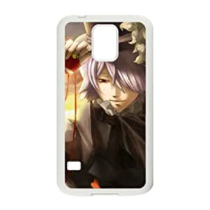 Samsung Galaxy S5 Cell Phone Case White Pandora Hearts Phone Case Cover Fashion Generic CZOIEQWMXN18135