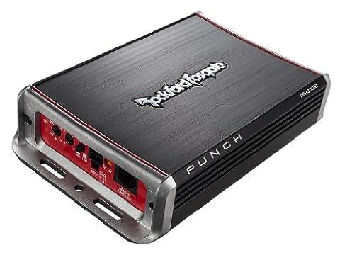 Rockford Fosgate PBR300X1 Punch BRT 300-Watt Ultra-Compact Mono Amplifier (Rockford Fosgate Amp 300 Watt)