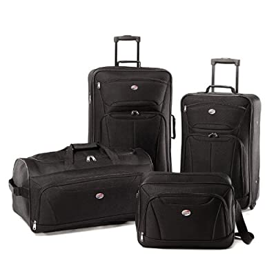 American Tourister Luggage Fieldbrook II 4 Piece Set