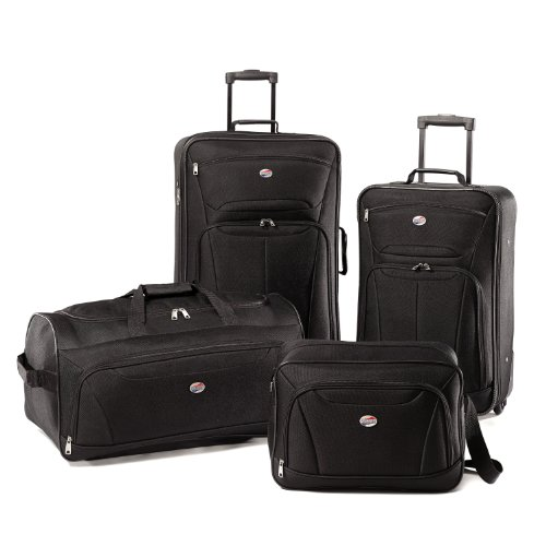American Tourister Fieldbrook II 4 Pc Nested Set
