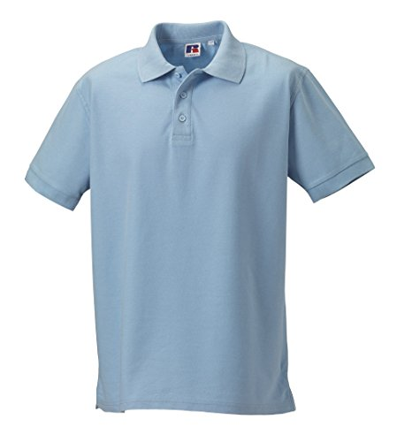 JerzeesHerren  Polo ShirtPoloshirt Blau Himmelblau