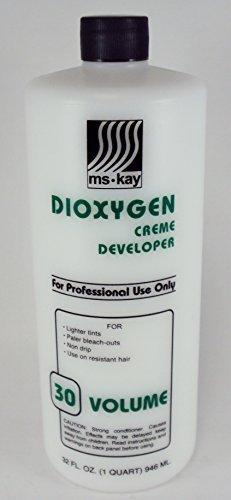 clear developer gallon - 4
