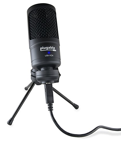 Plugable Microphone Cardioid Condenser Compatible product image