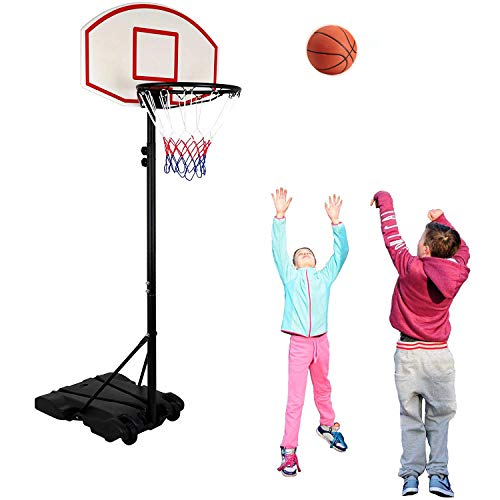 Height Adjustable Basketball System review