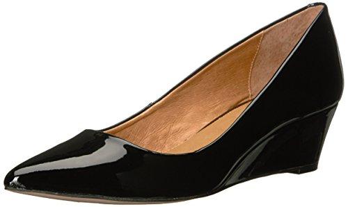 Opportunity Shoes - Corso Como Women's Nelly Pump, Black Patent, 9 Medium US